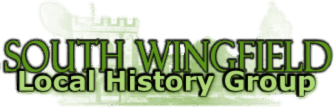 South Wingfield History Group