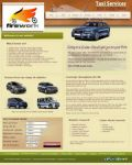 Taxi Services for X7 Full Size (For Serif WebPlus X7)
