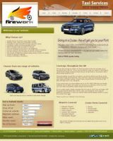 Taxi Services for X8 Full Size (For Serif WebPlus X8)