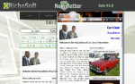 Ace Newsletter System X7 (For Serif WebPlus X7)