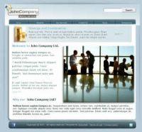 RichoSoft FinanceTemplate (for Serif WebPlus X6)