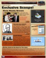 RichoSoft Inside ScoopTemplate (for Serif WebPlus X5)