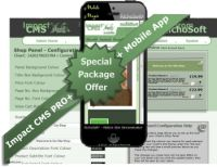 Impact CMS PRO PLUS X7 SPECIAL PACK (For Serif WebPlus X7) V4.2