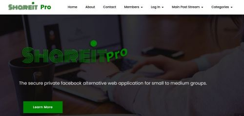 Shareit PRO System Template for V4 from RichoSoft Squared
