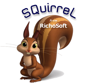 Squirrel MySQL Backup Utility for Windows