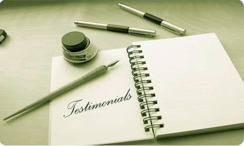 Mobirise Gold Star Testimonials